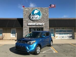 2016 Kia Soul LOOK CLEAN LX! FINANCING AVAILABLE!