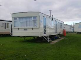 8 birth caravan Whitley Bay