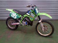 Kawasaki KX 250 1992