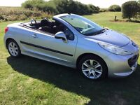 PEUGEOT 207 SPORT CC 1.6 HDI DIESEL, CHEAP TAX 70K MILES WITH SERVICE HISTORY