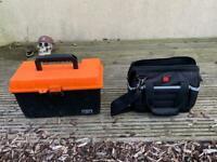 Tool box and tool bag