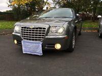 Chrysler 300C - 3.0 litre diesel. Mileage 56275