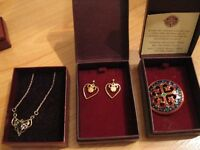 Collection of various pieces of jewellery purchased from 'Past Times' shop