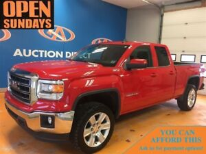 2015 GMC Sierra 1500 SLE LIFTED! 5.3L 4X4! FINANCE NOW!
