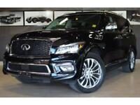 2017 Infiniti QX80 Tech  Adaptive  CPO from 4.9% & CPO Warranty  Markham / York Region Toronto (GTA) Preview