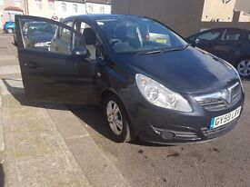 Vauxhall Corsa 1.2 i 16v Active 5dr Petrol *GOOD CONDITION* *LOW PRICE QUICK SALE*