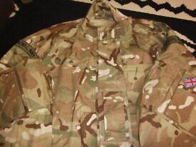 royal navy combat fatigues jacket