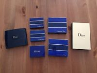 Dior Eyeshadow and Blusher Palettes