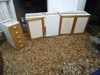 Kitchen cabinets-FREE, for collection