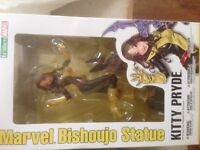 Marvel comic Bishoujo statue (kitty pryde)