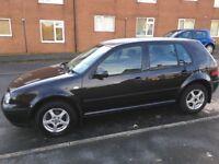 2004 VW GOLF MK4 1.4 FINAL EDITION px polo Renault Clio Vauxhall's Astra corsa Ford Focus fiesta ka