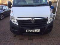 Vauxhall movano 2.3CDTI euro V 100ps 55000 MILES