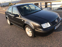 2005 VW bora 1.6 - Full service history - Great driver - Fully loaded - Air con