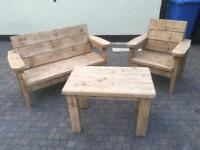 Two seater bench seat new