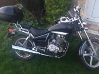 Lexmoto Arizona 125 cc , please read description