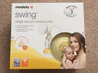 Brand New Medela Swing Breast Pump