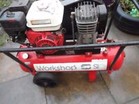 Sip air compressor honda engine gx160