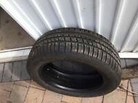 185/55R15 82H Avon ZT5 Tyre - almost new