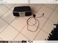 Sony Cd Radio Cassette player
