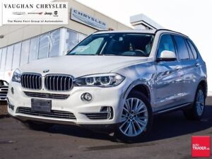 2014 BMW X5 1 OWNER*LEATHER*PANO ROOF*NAVIGATION
