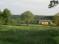 Yoga, Pilates and vegan food holidays at The Field Retreat in the beautiful French countryside.