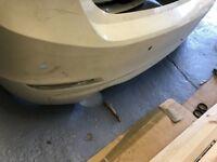 Genuine bmw f30 3 series rear bumper