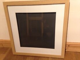 New picture frame overall size 55cm x55cm for collection near Kinross