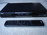HUMAX PVR-9300T 500GB Twin Tuner HDD Digital Freeview and TV Recorder PVR. Excellent Condition.