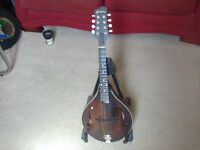 eastman 305 mandolin with case SOLD