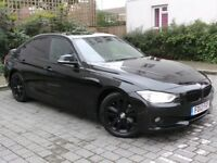 BMW 3 Series 2.0 320d EfficientDynamics BluePerformance p/x welcome 3 MONTHS WARRANTY, HUGE SPECS