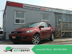2008 Mazda CX-7 GT | LEATHER | MOONROOF