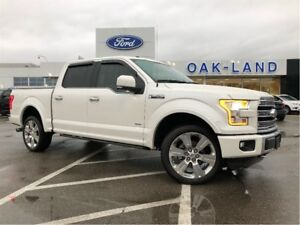 2016 Ford F-150 Wow Limited F-150/Fully Loaded!!