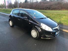 Vauxhall corsa 1.3 Diesel Waranty available