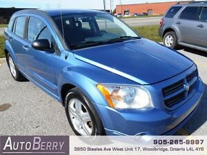 2007 Dodge Caliber SXT ** CERT & E-TEST ACCIDENT FREE ** $4,999