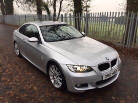 BMW 3 Series Coupe M Sport - Full Leather/Vision pack Lights/ Electric Seats /50mpg