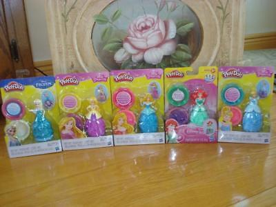 PLAY-DOUGH Disney Princess Mix N Match Figures Play Dough Mix