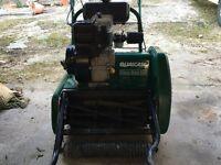 qualcast classic 35s petrol lawnmower