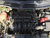 2009 Ford Fiesta 1.2 petrol engine and gearbox for sale