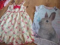 Small Girls Clothes Bundle 3-4 Years