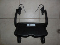 My Child On Board Pushchair/ Buggy Rolling Board