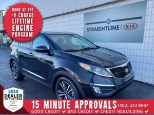 2015 Kia Sportage SX *TURBO, HEATED SEATS*