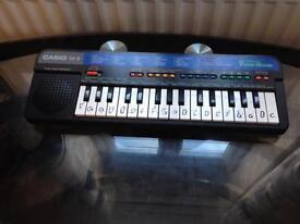 Mini keyboard for beginners