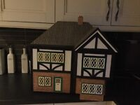 traditional style dolls house