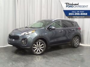 2017 Kia Sportage EX Tech AWD*Hetaed Seats/Back Up Camera*