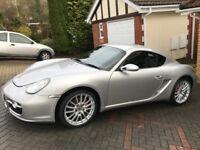 Porsche Cayman S - £14500