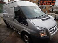 FORD TRANSIT.. TREND ..SILVER ..MEDIUM WHEEL BASE... 62 PLATE 2012 ... FULL SERVICE HISTORY 1 OWNER