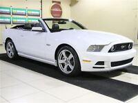 2014 Ford Mustang GT CONVERTIBLE CUIR GR ÉLECT MAGS