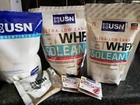 USN diet package