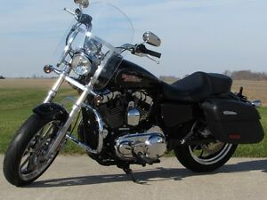 2015 harley-davidson XL1200T   Save over $3,000 from new  Only $ London Ontario image 2