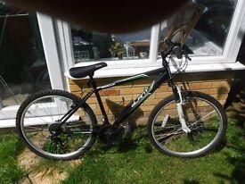looks brand new apollo slant mountain bike